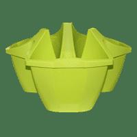 Горшок цветочный CROWN лимоновый DCRO480-389U