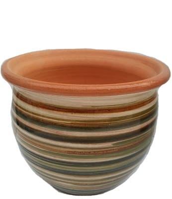 Горшок керамический 1л 2050 - фото 10995