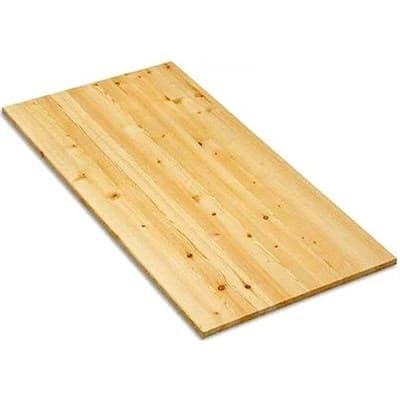 Щит мебельный Акрес листвен. 40*600*2950 сорт АС - фото 14936