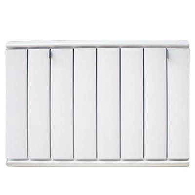 Радиатор отопительный алюминиевый TIPIDO 500/8 (белый) - фото 17303