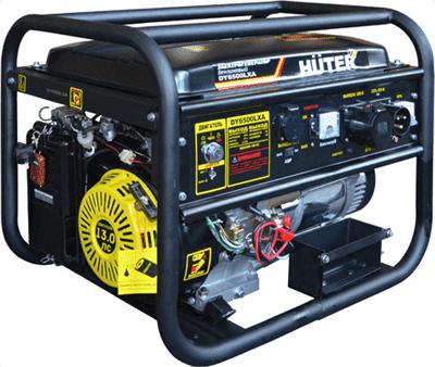 Электрогенератор бензиновый HUTER 6500LXA DY с АВР - фото 18161