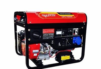 Генератор бензиновый ALTECO Standart APG 7000E - фото 4528