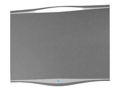 Зеркало VELVEX Line 100 с подсветкой, сенсорн. выкл. - фото 5119