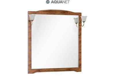 Зеркало AQUANET Луис 100 темный орех - фото 5170