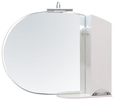 Зеркало для ванной комнаты ZGLP105 (R) с подсветкой - фото 5177