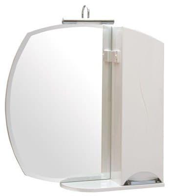 Зеркало для ванной комнаты ZGLP65 (R) с подсветкой - фото 5178