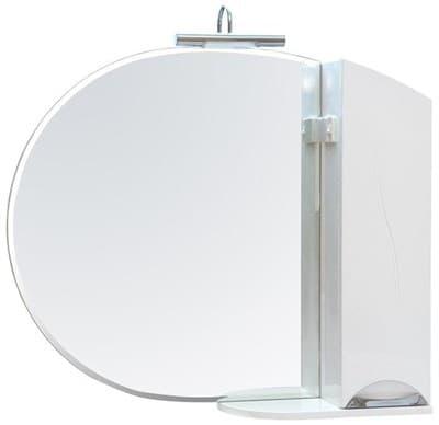 Зеркало для ванной комнаты ZGLP75 (L) с подсветкой - фото 5179