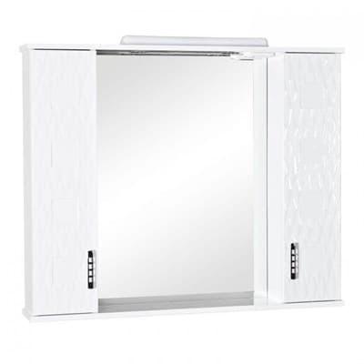 Зеркало для ванной комнаты АССОЛЬ 100 3D№6 - фото 5183
