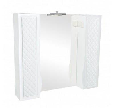 Зеркало для ванной комнаты РОДОРС 100 с подсветкой Andrea - фото 5196