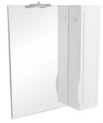 Зеркало для ванной комнаты РОДОРС 70 (R) с подсветкой Andrea - фото 5197