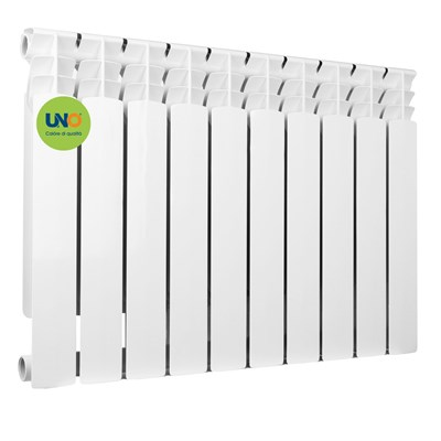 Радиатор биметаллический UNO-BRUNO 500/80 (10 секций) - фото 53422