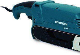 Машина HYUNDAI шлифовальная (полировальная машина ленточная) HY-450 - фото 5437