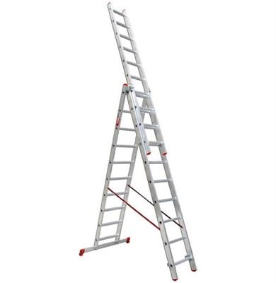 Лестница трехсекционная VIRA НВ 3*10 600310/2230310 - фото 54906