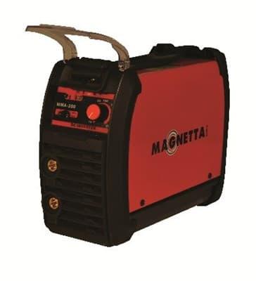 Сварочный аппарат инверторный Magnetta MMA-200G IGBT - фото 5589