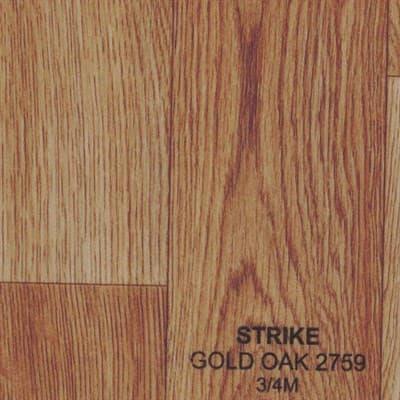 Линолеум STRIKE GOLD OAK 3м 2759 - фото 5623