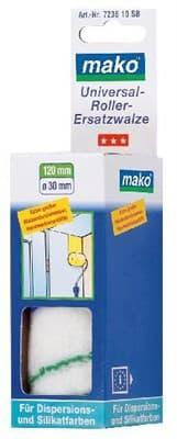 Валик MAKO радиаторный 15см толстый 1 шт в коробке для рукоятки 6мм 723815SB - фото 6040