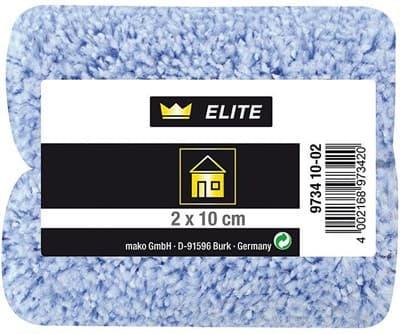 Валик MAKO сменный Blue-tex 10см для рукоятки 6мм в пакете 2 шт. высота ворса 16мм 973410-02 - фото 6045