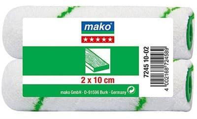 Валик MAKO сменный микрофазер 10см для рукоятки 6мм 2 шт в пакете 724510-02 - фото 6064