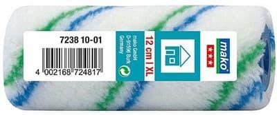 Валик MAKO сменный полиэсетр 12см для рукоятки 6мм 1 шт в пакете 723810-01/723811-01 - фото 6072