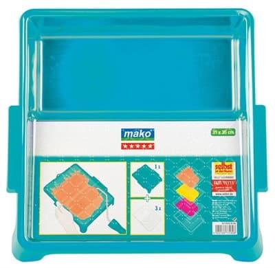 Ванночка MAKO для краски super GRIP 31*35 761836/761837 - фото 6104
