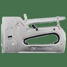 Степлер MATRIX MASTER мебельный металлический регулируемый, тип скобы 53, 6-14мм 40913 - фото 6494