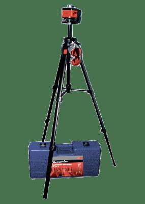 Уровень MATRIX MASTER лазерный, 100мм, 1300мм штатив, крутящ. гол. ротац., набор в пласт.кейсе 35031 - фото 6517