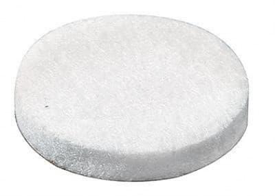 Пункт СТРОЙБАТ фетр.самокл. d18мм белый (20шт) Element 12321/5750604 - фото 6659