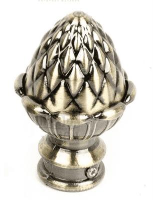 Наконечник DELFA Агра арт. СН-25-102-24 золото антик - фото 6822