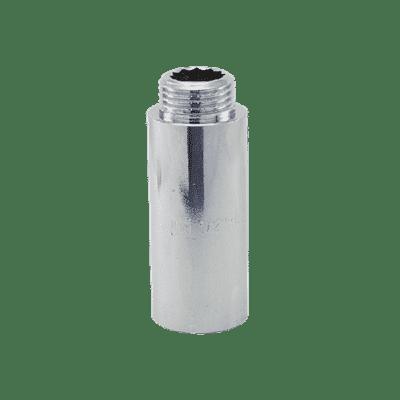 Удлинитель FADO 1/2*100мм, хром UD100 - фото 7723
