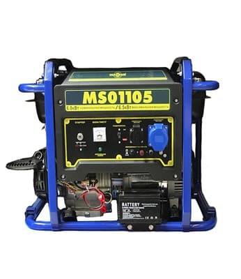 Генератор MATEUS бензиновый 6.0 GFE WH - фото 8943
