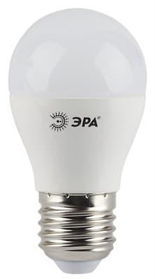 Лампа светодиодная ЭРА LED smd P45-6w-827-E27 ECO - фото 9039