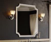 Зеркало для ванной комнаты AQWELLA LaDonna 70 Л7/W LAD0207W