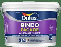 Краска водоэмульсионная Dulux Bindo Facade мат.белый 10л 5258985