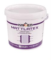Краска KAIZER водоэмульсионная Mattlatex внутренняя моющаяся MG 25кг
