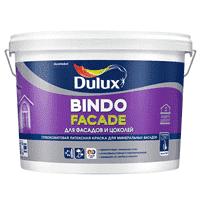 Краска водоэмульсионная Dulux Bindo Facade мат.белый 2,5л 5258984