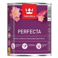 Краска интерьерная PERFECTA A гл/мат 0,9л 02332-06