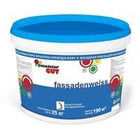 Краска KAIZER водоэмульсионная фасадная Fassadenweiss MG 15кг