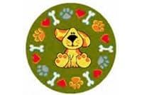 Ковры KARAT Kolibri Smile 0,67*,67 11100/130 овальный