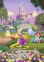 Фотообои KOMAR 184*254cm 4-4026 Princess Sunset (4 части)