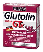 Клей PUFAS GLUTOLIN GTX RUBIN элитный для эксклюзив. обоев 200 гр