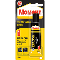 Клей Момент-1 универсальный контактный 50мл