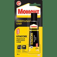 Клей Момент-1 универсальный контактный 125мл