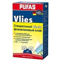 Клей PUFAS EURO 3000 Флизелиновый инстант 20х200гр