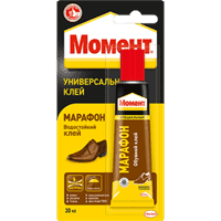 Клей МОМЕНТ Марафон туба 30 мл на б/к 422987