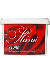 Штукатурка декоративная SHINE Velvet 25 2кг