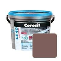 Затирка CERESIT CE40 2кг Шоколад