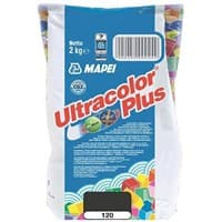 Затирка для швов MAPEI ULTRACOLOR PLUS 120  (2кг) 6012002