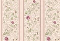 Обои УКРАИНА Дионис розовый 1148 бумажные 0,53*10,05м (1упак-24рул)