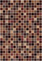 Плитка КЕРАМИН облицовочная Гламур 400*275 3Т коричневый (1,65) КТ-00001081
