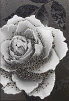Панно КЕРАМИН Монро 400*275 20 5Т тип 1 цветок 13шт